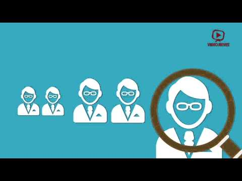 Explanatory Video For Recruitment animated  video done by VideoJeeves