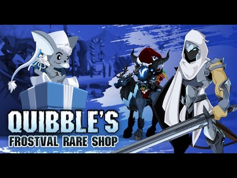 Adventure Quest Worlds 「AQW」 - 37th Quibble Coinbiter Shop Reviews