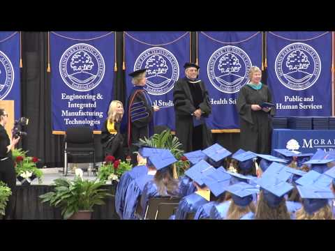Moraine Park Technical College's 2014 Commencement