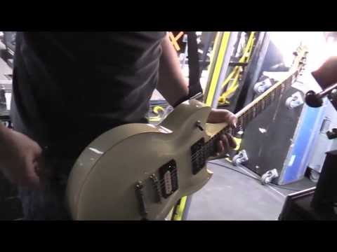 Yamaha Guitars with Phil X - On Tour 2013