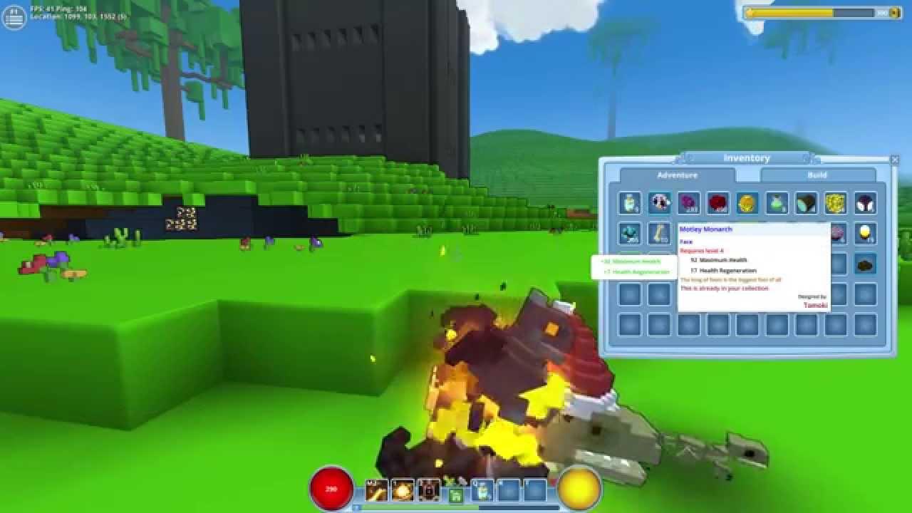 Cube World FAQ