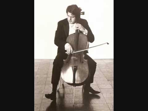 0 Bach. Sonata for cello and piano D major. HELED FELDMAN, LIVE 1.wmv