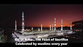 Eid Ul Adha Song - Eid ul Adha is a blessed day