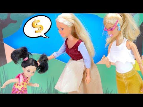 Что Натворила Лиза? Родители Требуют Деньги?  Мультик #Барби Сериал Куклы Для девочек IkuklaTV