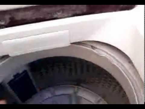 lavadora sansumg no centrifuga solución antes de llevarla al tecnico