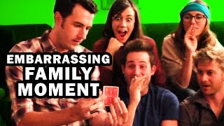 Embarrassing Family Moment - Magic Monday