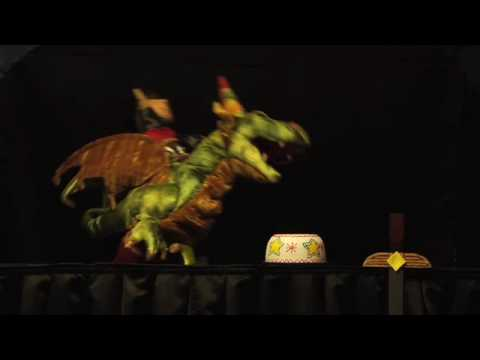Kid Lancelot's Birthday Adventure - WonderSpark Puppets Video