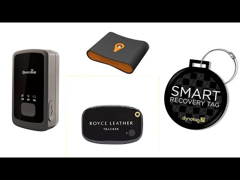 Top 5 Best Luggage Trackers Reviews 2016 - Luggage GPS Tracking Device