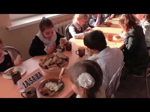 на конкурс Лучшая сельская школьная столовая