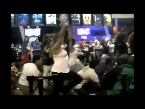 FLASH MOB - ALL OVER THE WORLD - ELO -CHILE