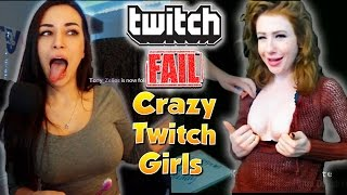 The BEST Twitch Girl Fails 2017 (Djarii,Pink Sparkles,Alinity,Cincinbear)