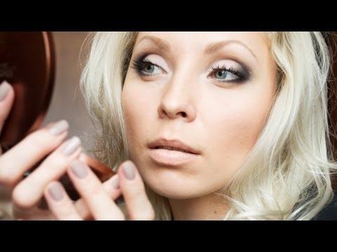 Уроки макияжа глаз - видео