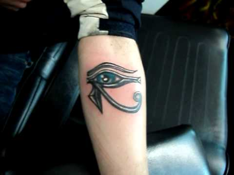 eye of horus or eye of ra