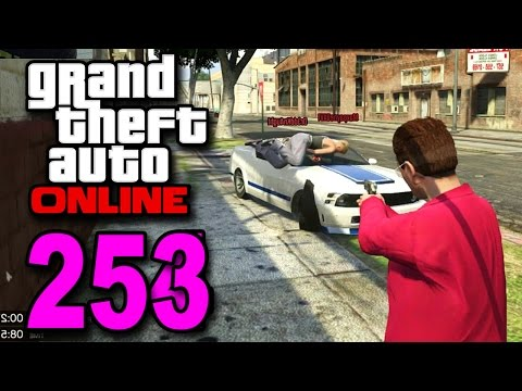 Grand Theft Auto 5 Multiplayer - Part 253 - Surprise B*tch! (GTA Online Let's Play)