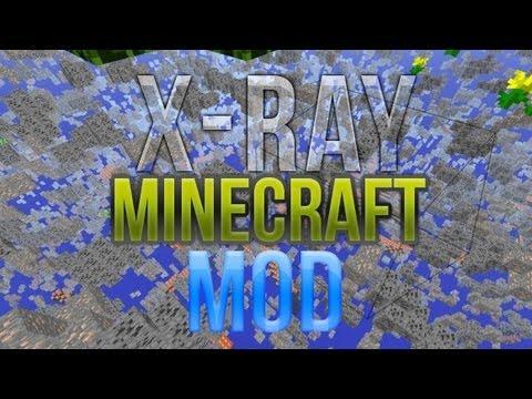 ★Minecraft 1.8.1 Modyfikacje★- X-Ray. download- Automatyczna instalacja! #Nieaktualne