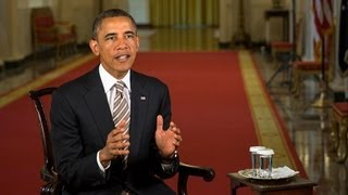 Weekly Address: Securing a Better Bargain for the Middle Class 8/3/13