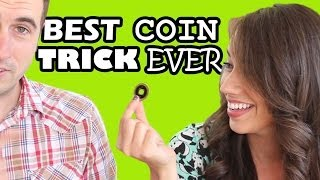 Best Coin Trick Ever - Magic Mondays