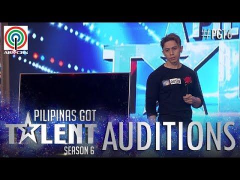 Pilipinas Got Talent 2018 Auditions: Karl Matrix - Illusion TV Magic | ABS-CBN