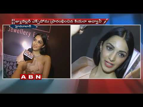 Actress Kiara Advani about Mahesh Babu and Ram Charan