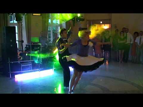 Pokaz I Nauka Tańca Na Weselu