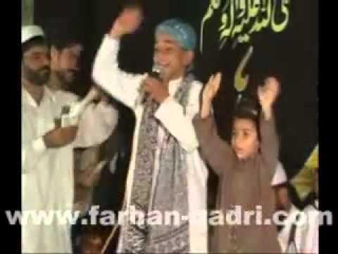 Haq Allah aye Mujahid e Nabi Farhan Ali Qadri