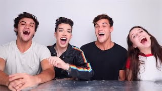 Sister Squad Best / Funniest Moments (Emma Chamberlain , Dolan Twins & James Charles)