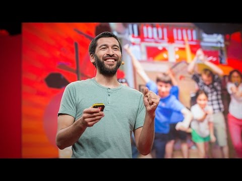 How I Teach Kids To Love Science Cesar Harada Ted