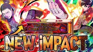 THE FOURTH GREAT NINJA WAR BATTLE IMPACT MISSION COMING SOON... | Naruto Blazing