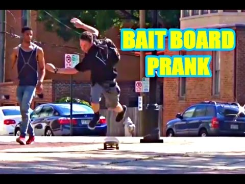 Bait Board Prank Gone Wrong!