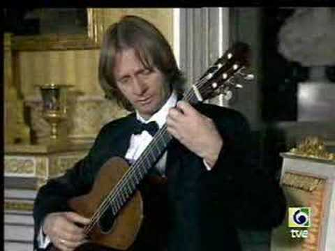 David Russell Heitor Villa-Lobos Choro No.1 Video
