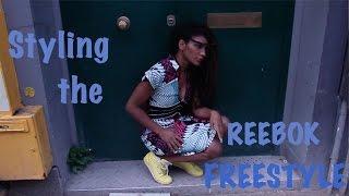 Jzl styling the REEBOK FREESTYLE