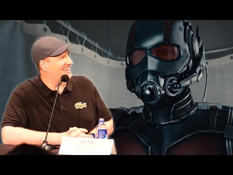 Kevin Feige Talks About The Humor Of 'Ant-Man'