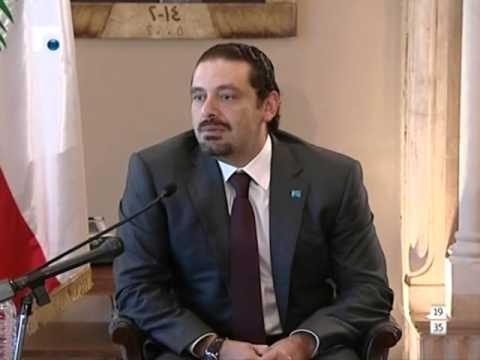 الحريري التقى وفداً عرسالياً: سأتبرع بـ 15 مليون دولار للبلدة