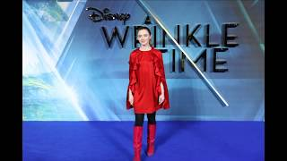 """A WRINKLE IN TIME"", EUROPEAN PREMIERE OF  DISNEY'S"