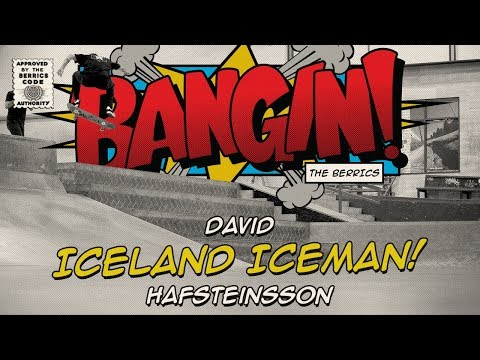 Iceland Iceman aka: David Hafsteinsson - Bangin!