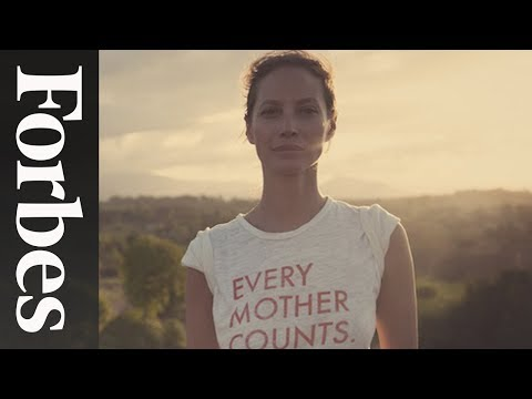 Christy Turlington's Fresh Perspective