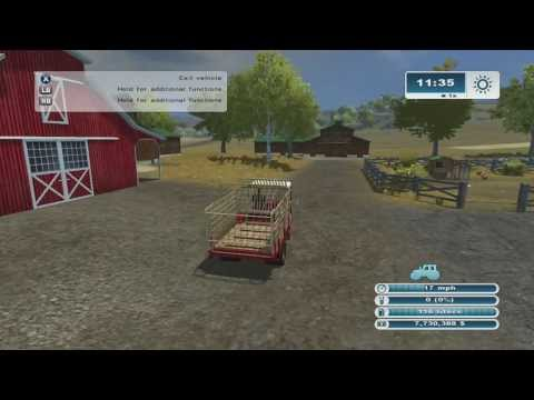 Farming Simulator 2013 Console Edition  xbox 360/ps3 DLC packs  look around