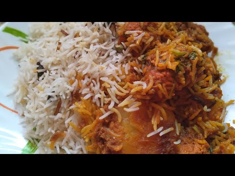 Tandoori Chicken Biryani | Chicken Tandoori Biryani Recipe | Ghare's Kitchen