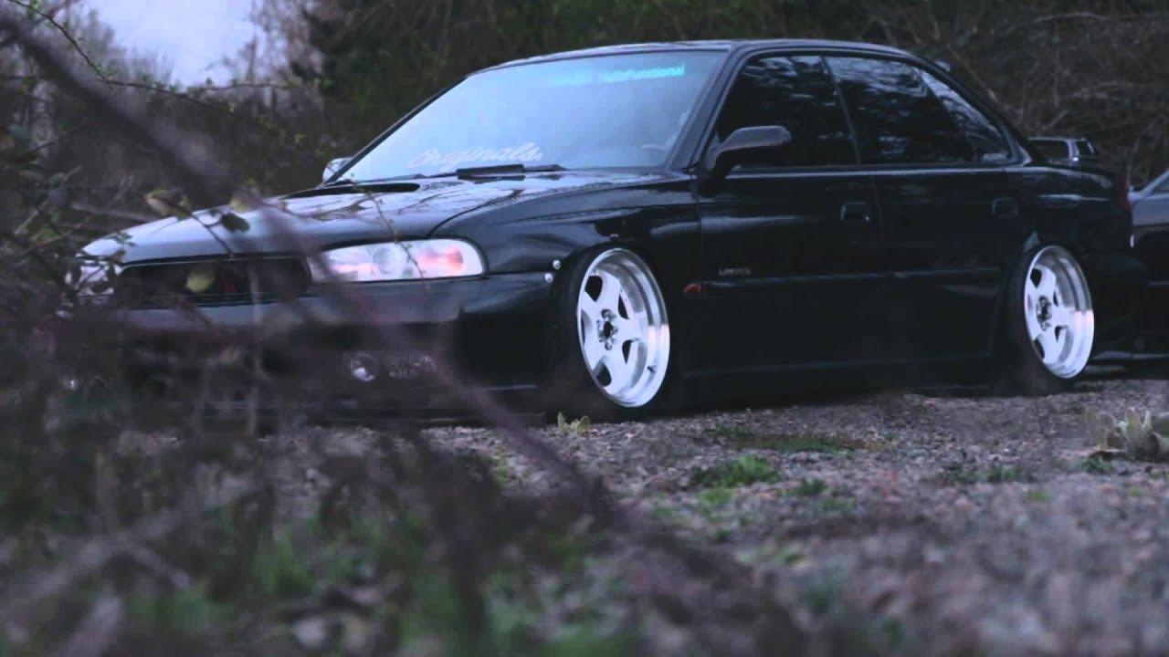 Stanced Bmw E36 X Subaru Legacy Youtube