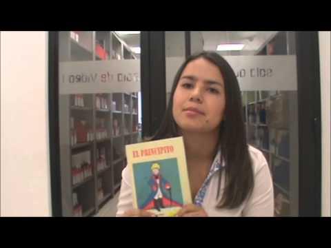 Reseña Libro El Principito - Diana Anyeli Perdomo