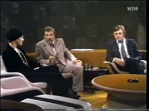 Romy Schneider - Je später der Abend (Talkshow, 1974), Teil 3/5