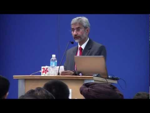 ISAS Symposium : India-China Relations (Part 1)