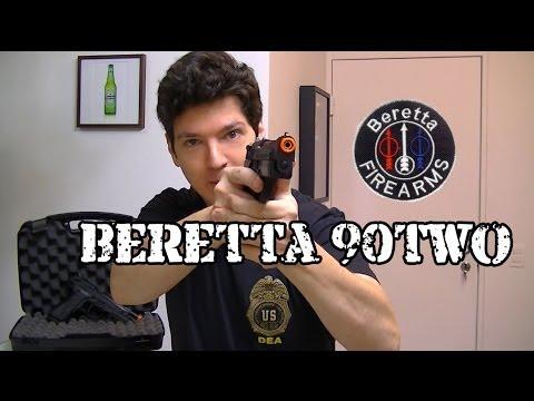 Vendo Airsoft Pistola Beretta 90 two SPRING - UMAREX -  Legalizada Brasil