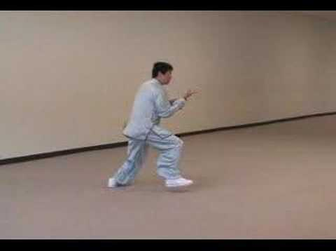 Baguazhang (Bagua Palm 八卦掌) Form and Applications Image 1