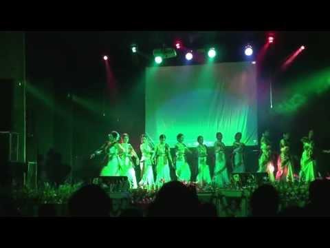 Dhono-dhanye-pushpe bhora- Choreographed by Koel Sen