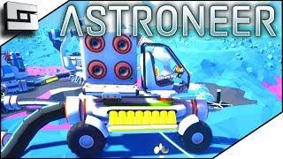 HOT ROVER ACTOIN! - Astroneer Gameplay S2E3
