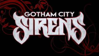 GOTHAM CITY SIRENS Fan Made Trailer Cards