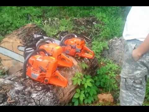Husqvarna 372xp vs. 365sp. vs 562xp