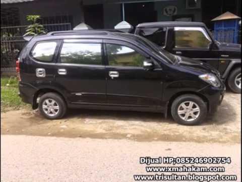 Dijual Daihatsu Xenia Li Sporty 1000cc 2010 Hitam HP;085246902754 ...