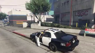 Roleplay police gta 5 ps4